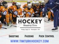 Hockey Shooting Clinic