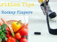 Nutrition Tips for Hockey Players