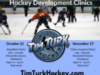 Hockey Slap Shot Clinic This Saturday